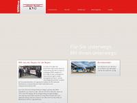 kvo-werngroup.de Webseite Vorschau