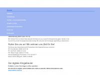 kirche-schwelm.de Webseite Vorschau