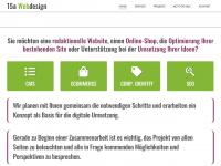 15a-webdesign.de Webseite Vorschau