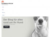 hundebox-info.de Thumbnail