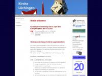 kirche-luechingen.ch Webseite Vorschau