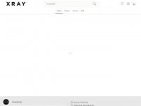 xray-eyewear.ch Webseite Vorschau