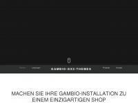 gx3-templates.de Webseite Vorschau