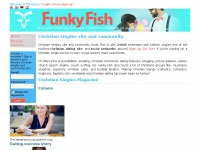 Funky fish christian dating 8