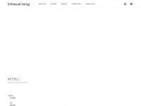 dbooks.ch Webseite Vorschau