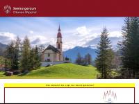 kirche-obereswipptal.at Webseite Vorschau