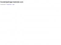 Hundertjaehriger-kalender.com
