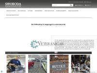 swoboda-fahrzeugkultur.de Webseite Vorschau