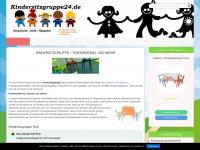 kindersitzgruppe24.de Webseite Vorschau