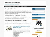 Squashschlaeger-testsieger.de