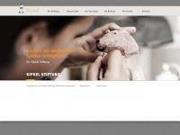 kipkel-stiftung.de Webseite Vorschau