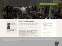 kirchenmusikwestsachsen.de Webseite Vorschau