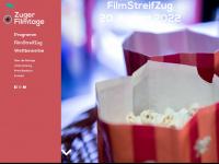 zugerfilmtage.ch Thumbnail