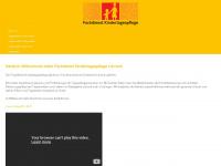kindertagespflege-loe.de Webseite Vorschau