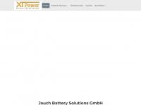 xtpower.de Webseite Vorschau