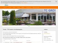 tcg-padel.de Webseite Vorschau