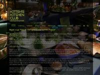 kittehskitchenclub.de Webseite Vorschau