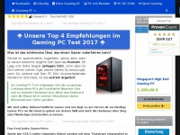 Gaming-pc-tests.de