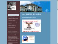 kvv-wohnen.de Webseite Vorschau