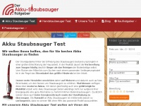 Akku-staubsauger-test.org
