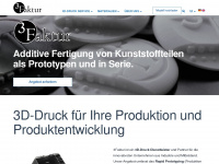 3faktur.com Webseite Vorschau