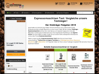 Espressomaschinen-tester.de