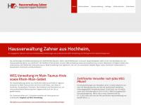 hausverwaltung-zahner.de