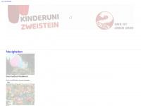 kinderuni-zweistein.de Webseite Vorschau