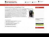 Kaffeemaschinen-mit-mahlwerk-tests.de