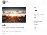 logbw.de Webseite Vorschau