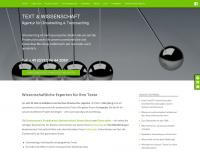 textundwissenschaft.de