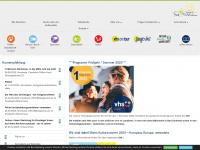 kvhs-duew.de Webseite Vorschau