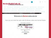 Beckerradiocode.de