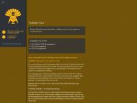 truthahntaxi.ch Webseite Vorschau