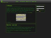 r0ket.net Webseite Vorschau