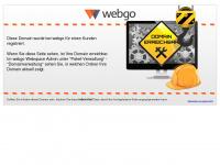 loungeparadise.de Webseite Vorschau