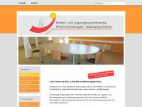 kinderundjugendpsychiatrie-kiel.de Webseite Vorschau