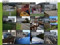 kiwiwelt.wordpress.com Webseite Vorschau