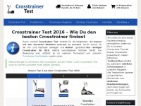 Crosstrainer-tests24.de