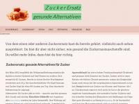zuckerersatz-info.de