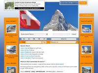 switzerlandhotels.net Webseite Vorschau