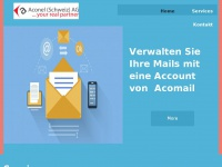 Acomail.ch