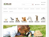 zuzzl.de Webseite Vorschau