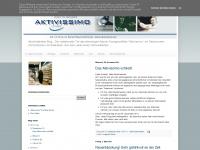 aktivissimo.blogspot.com Webseite Vorschau