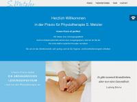 physiotherapie-metzler.de Webseite Vorschau