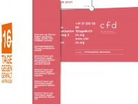 16tage.ch Webseite Vorschau