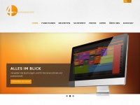 4bowl.ch Webseite Vorschau