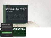 freemuse.org Webseite Vorschau