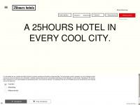 25hours-hotels.com