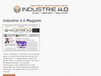 i40-magazin.de Webseite Vorschau